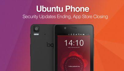 ubuntu phone is truly dead