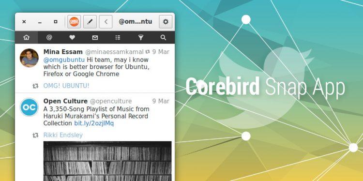 corebird snap app