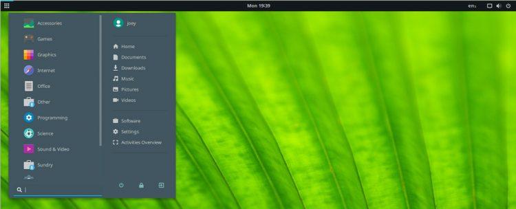 Arc Menu App Launcher