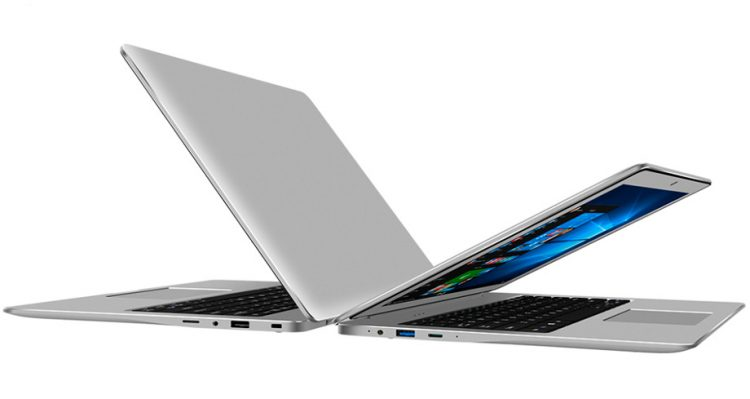 chuwi lapbook 123 laptop sideview