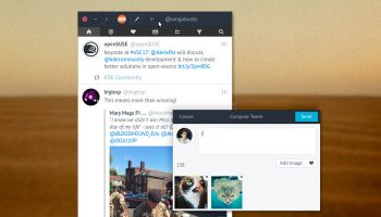 corebird twitter client for linux