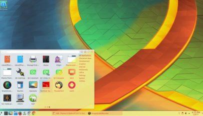 KDE night color feature