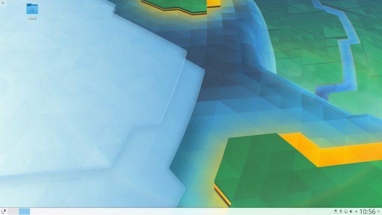 kde plasma 5.10 desktop