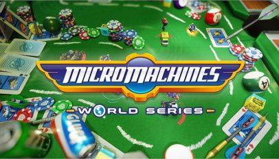 micro machines world series linux