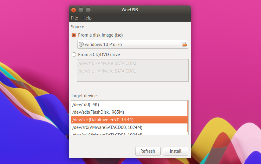 How to Create a Bootable Windows 10 USB on Ubuntu - OMG! Ubuntu!