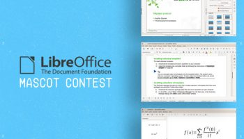 libreoffice mascot competition