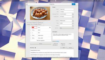 gnome-recipes error handling