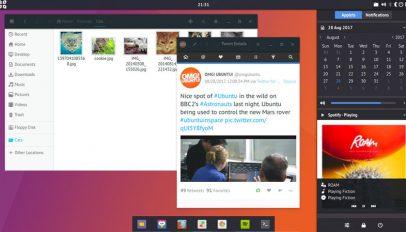 budgie 10.4 on ubuntu