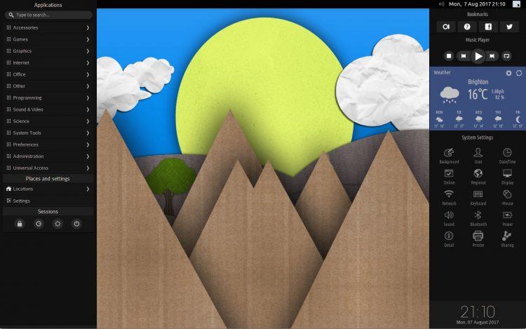 manokwari desktop screenshot