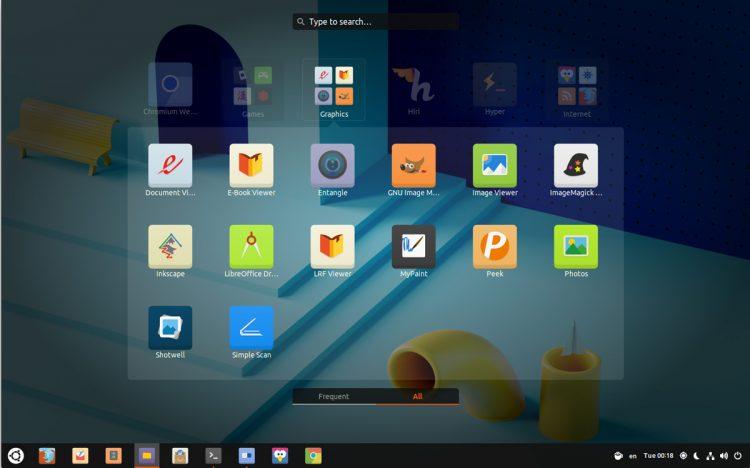 Numix Square icon set on Ubuntu desktop