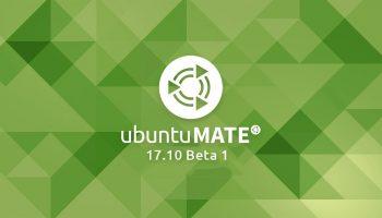 Ubuntu MATE 17.10 Beta 1
