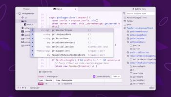 The atom Text Editor screenshot