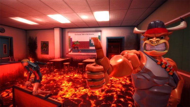 hot lava screenshot