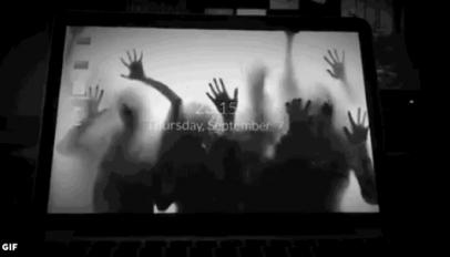 Komorebi is an animated wallpaper app for Ubuntu