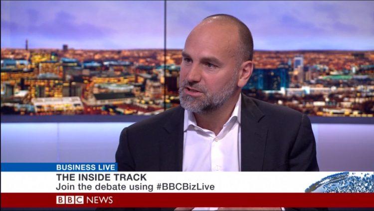 mark shuttleworth bbc business live interview