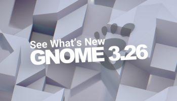 GNOME 3.26 release
