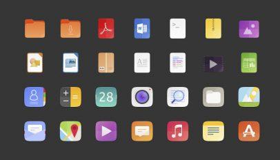 ubuntu suru icon set
