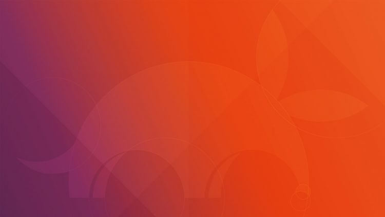 Ubuntu 17.10 default wallpaper
