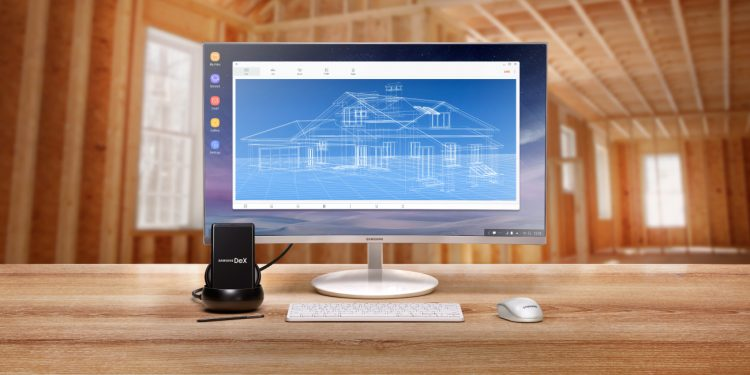 Samsung 'Linux on Galaxy' with the Dex dock