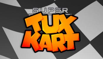 SueprTuxKart Logo