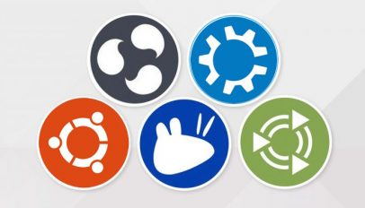 ubuntu flavor logos including xubuntu and ubuntu mate