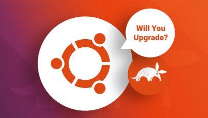 upgrade to ubuntu 17.10 poll