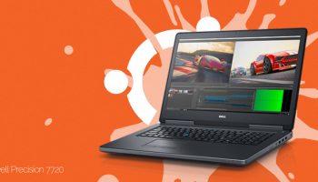 Dell Precision 7720 Ubuntu Edition