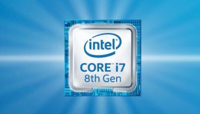 intel 9th core cpu