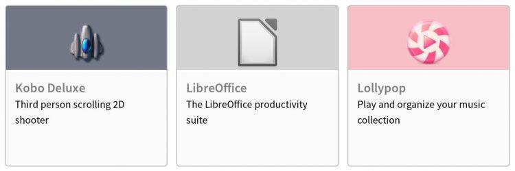 LibreOffice on Flathub