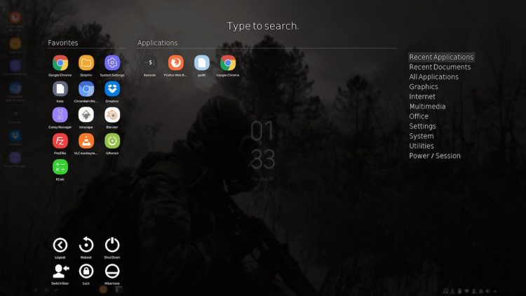 samsung galaxy icon pack on kde plasma