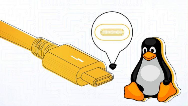 Thunderbolt 3 no Linux