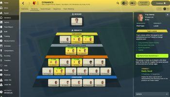 best linux games 2017 - football manager 2018