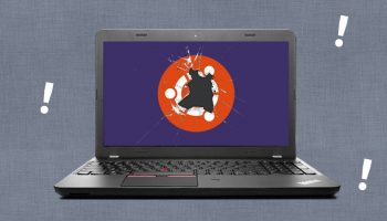 ubuntu lenovo laptop bug