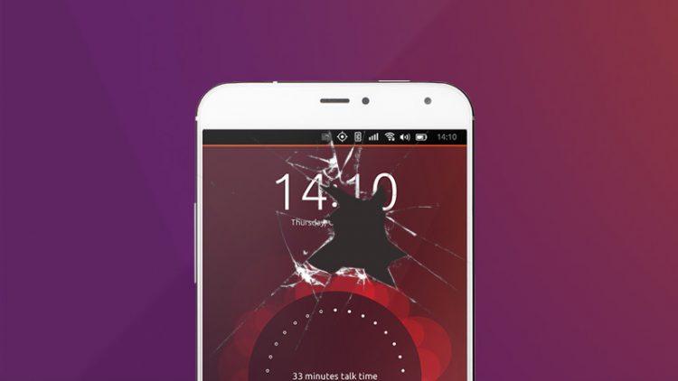 Ubuntu Phone in 2017