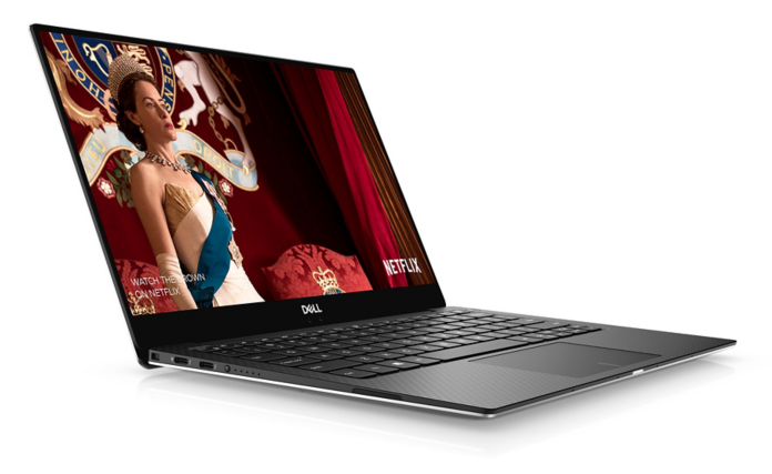 dell ups 13 2018 - in black and silver