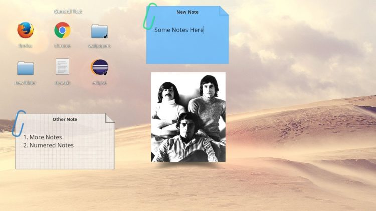 elementary desktop folder app