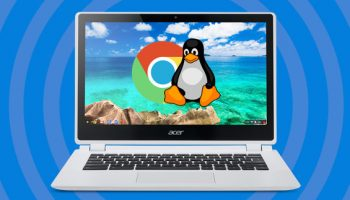run linux apps on a chromebook possibly