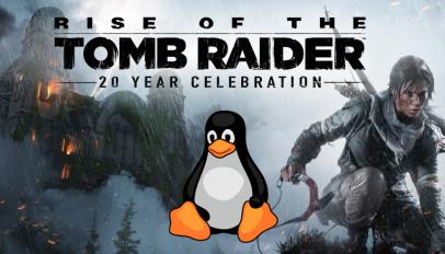 tomb raider rise linux