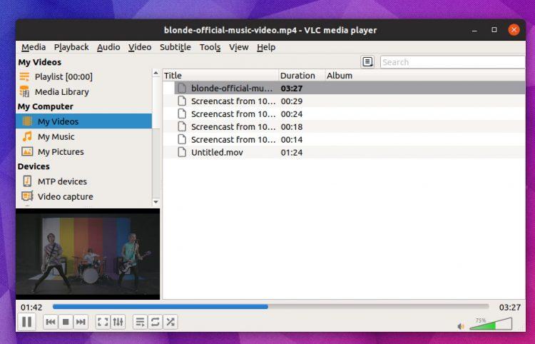 Vlc 3.0 playlist
