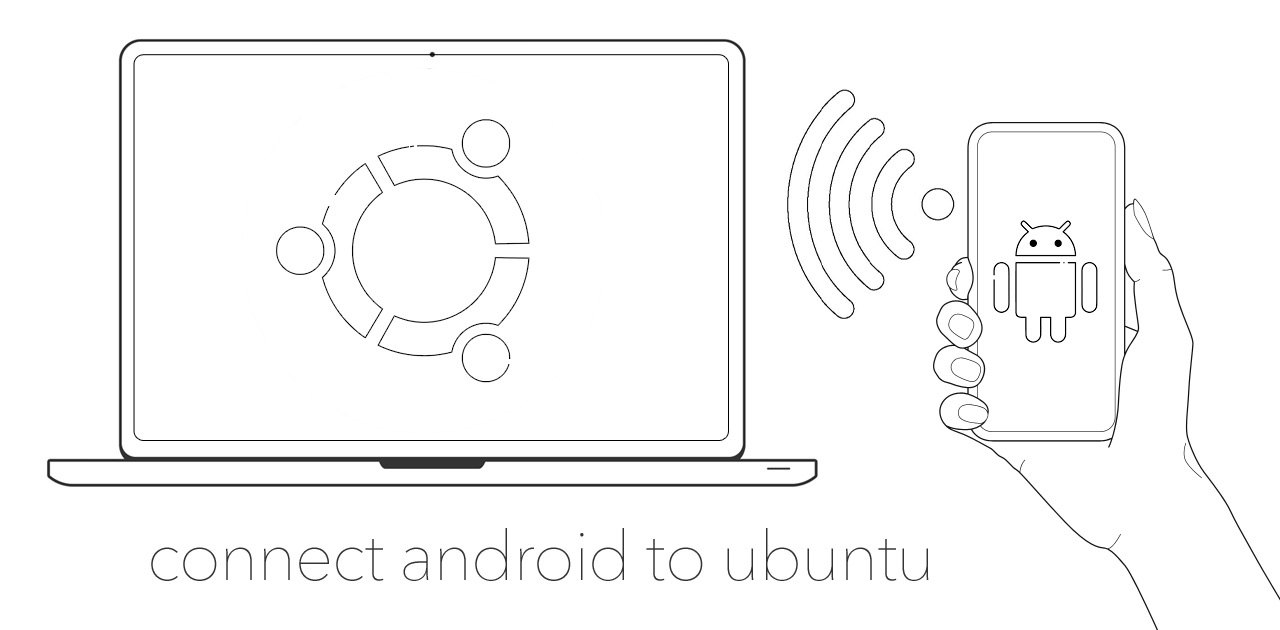 connect android to ubuntu pc