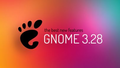 GNOME 3.28 features