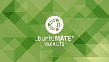 Ubuntu MATE 18.04 LTS
