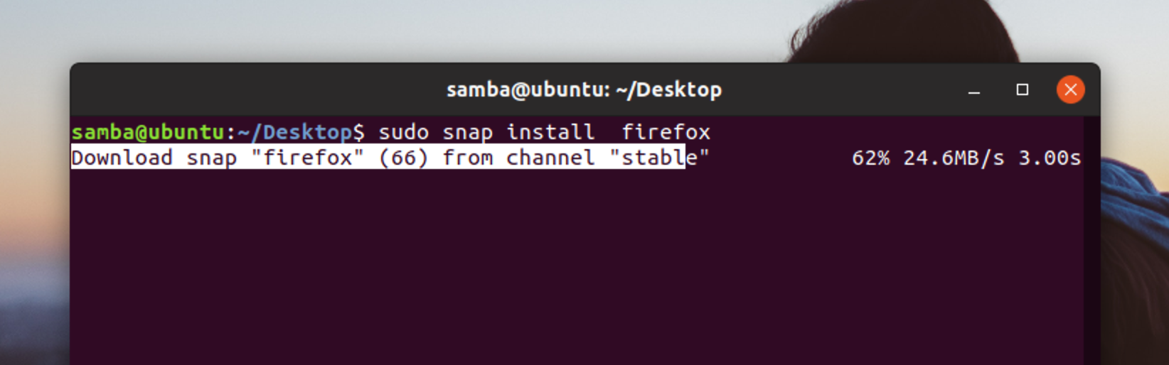 Firefox is now available as a Snap package - OMG! Ubuntu!
