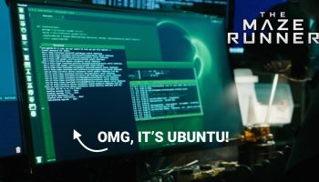 omg! ubuntu in the wild