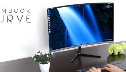 The Slimbook Curve Linux PC