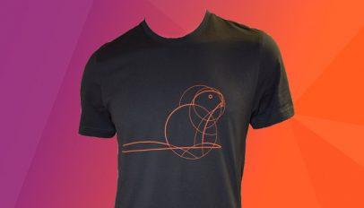 ubuntu 18.04 beaver t-shirt
