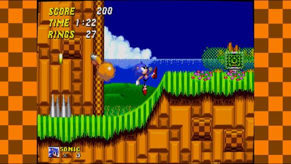 SEGA genesis classics: sonic the hedgehog 1