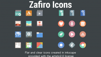 zafiro icon theme
