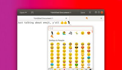How to Use Emoji on Ubuntu