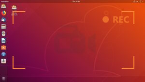 screen recorder ubuntu